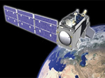 Artist's Rendering of NPP Satellite